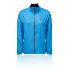 RonHill Womens Everyday Jacket Top - Blue Sports Running Full Zip Breathable