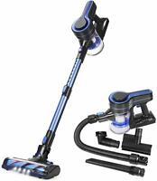 APOSEN Cordless Vacuum Cleaner 18KPa Suction 250W 4 in 1 Stick Handheld Vacuum