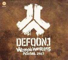 Defqon.1 - Weekend Warriors - Festival 2013