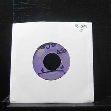 "Bush Man / Delly Ranks - Hard To Get / Black Woman 7"" VG+ Vinyl 45 Jamaica"