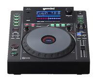 OPEN BOX - GEMINI MDJ-900 - PRO DJ MEDIA PLAYER - CD / MP3 / USB / MIDI Auth DLR
