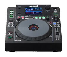 GEMINI MDJ-900 - PRO DJ MEDIA PLAYER - CD / MP3 / USB / MIDI Auth. Dealer