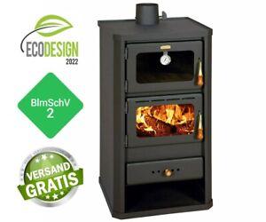 Cook Stove Wood Stove with Oven Stove Prity FM 12 KW