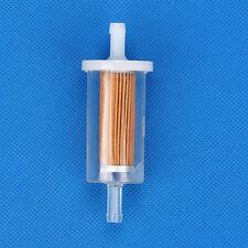 1/4'' Inline Fuel Filter For Briggs & Stratton 695666 14469B BTT 30 Micron