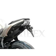 Kawasaki Z 650 BJ 17 Kennzeichenhalter Kennzeichenträger IBEX Pro