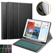 7 Color Backlit Detachable Wireless Keyboard Case for iPad Pro 12.9 1st Gen 2015