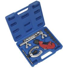 Tubería de freno Cobre Sealey llameantes Tool Kit Con Cortador AK506