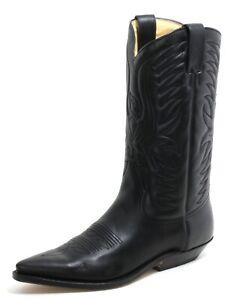 91 Westernstiefel Cowboystiefel Line Dance Catalan Style Leder 45039 Buffalo 45