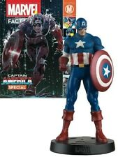 Figurine Captain America - Super-Héros des Films Marvel.