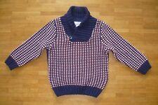 H&M Dicker Pullover mit Schalkragen Größe 98/104 wie NEU Strickpullover Herbst