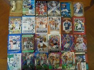 65 card lot of Peyton Manning