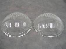 1936 Ford Passenger Car Glass Headlight Head Lamp Lens Lenses PAIR