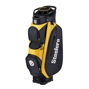 Wilson Staff - All New NFL Cart Golf Bag - Pittsburgh Steelers - 2021