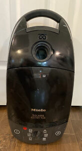 Miele S514 Solaris Main Unit Only black Canister Vacuum Cleaner + 3 Attachments