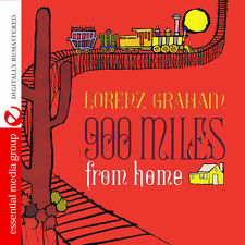 Lorenz Graham - 900 Miles from Home [New CD] Manufactured On Demand, Rmst