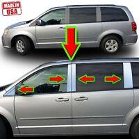 Chrome Door Handle Covers For Dodge Grand Caravan 2008 09 2010 2011-2015 16 2017