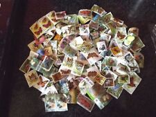 Butterflies Used Worldwide Stamp Collections & Mixtures