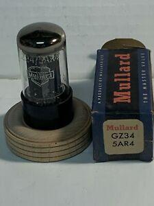 Mullard 5AR4 / GX34 tube - Lot #2