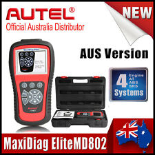 Autel MD802 4 Systems DS model Dianostic Scanner SRS ABS airbag Transmission