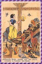 CPA - Carte Postale - WALT DISNEY - Edition Séphériadés  Blanche Neige  N°5