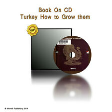 Turkeys and how to grow them Book On CD