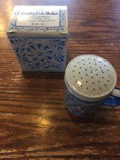Avon Country Talc Shaker Sweet Honesty Perfumed Talc New In Box!