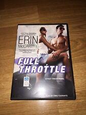 Full Throttle ~ Erin McCarthy MP3 CD Unabridged Audio ~ Romance UAB UNAB