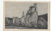 BF16590 kloster ruine himmerod  germany  front/back image