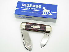 VTG 1995 BULLDOG BRAND PROTOTYPE ELEPHANT TOENAIL SUNFISH KNIFE in CASE