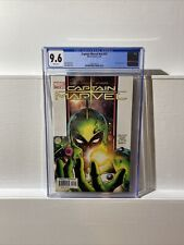 Captain Marvel Vol 4 #16 (51) CGC 9.6 - First (1st) Appearance Phyla-Vell -NM