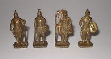 """Komplettsatz Metallfiguren """"Incas 100 - 1500 n. Chr."""" (1)"""