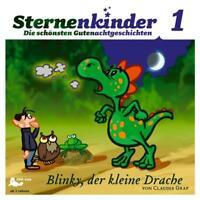 KARL-RUDOLF MENKE - STERNENKINDER 1: BLINKY,DER K   CD NEW