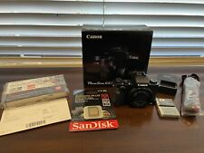 [ MINT ] Canon PowerShot G5X 20.0MP Digital Camera+ Extra Battery / 64GB SD Card