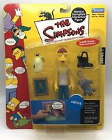 CLETUS THE SIMPSONS 5 INCH ACTION FIGURE PLAYMATES SERIES 7