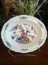 Wedgwood Williamsburg Potpourri Oval Open Vegetable Excellent Condition