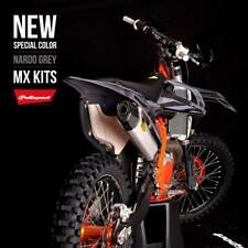 NEW!!   Polisport Plastic Kit KTM SX / SXF  2019 2020 Nardo Grey  MX