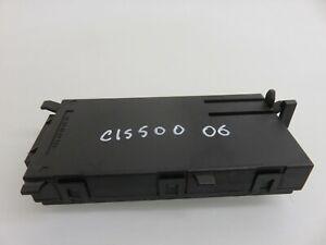 03-11 MERCEDES-BENZ W211 W219 E500 CLS500 KEYLESS GO ENTRY MODULE OEM
