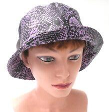 Women's Hat Rain Weather Choice of Colours Ladies Bags Hats