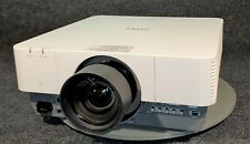 SONY VPL-FH500 WUXGA 1080P PROJECTOR. LOW LAMP HOURS!