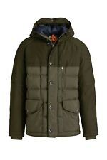 100 % Authentic Parajumpers Men's Jacket(Log Cabin-Freddy)MSRP$800 and above!