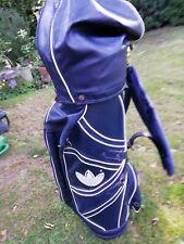 Vintage Adidas Golf Bag Blue