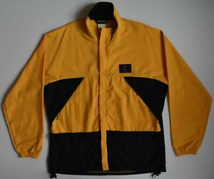 Cannondale Jacket Cycling Bicycle Yellow Vintage Rare Windbreaker Men's M