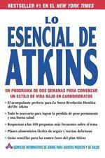 Lo Esencial de Atkins: Un programa de dos semanas para comenzar un estilo de vid