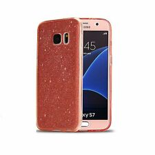 Shockproof Cube Protective Silicone GEL TPU Case Cover for Samsung Galaxy PHONES A3 Gold