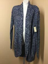 NWT Bobbie Brooks Plus Size Cardigan Sweater Size L