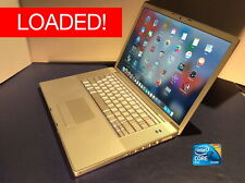BLACK FRIDAY! MacBook Pro 15/2.4/4GB/160GB OFFICE Battery/MagSafe CLEAN/REFURB!