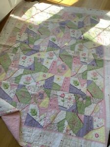 Pottery Barn Kids twin quilt
