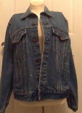 Vintage SEARS ROEBUCK Denim Jean Jacket Size 40 Reg.