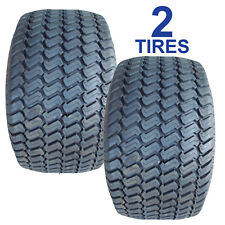 2) 22x10.00-8 off road Go Kart Cart TIRES K505 Commercial Turf  22/10-8 22x10-8