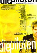"""Christoph Schlingensief,Claudia Roth,Sido u.a. """"DIE PILOTEN"""" von Cordula Kablitz"""